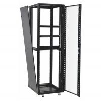 Best 42u 37u Perforated Door Network Equipment Rack Floor Standing Data Center Cabinet wholesale