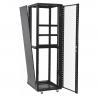 Buy cheap 42u 37u Perforated Door Network Equipment Rack Floor Standing Data Center from wholesalers