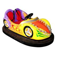 China Amusement Park Bumper Cars 2 Riders CE ISO Certification OEM Service on sale