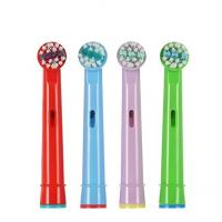 Best EB-10A Sonicare Oral B Kids Electric Toothbrush Replacement Heads 0.12mm Diameter Soft Bristles wholesale