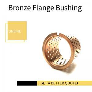 Best FB090 Bronze Material CuSn8P0.3 Or CuSn6.5P0. 1 Metric Bushings Sheet Strip wholesale