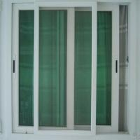 Best 1.4mm profile thickness european style white aluminum sliding windows wholesale