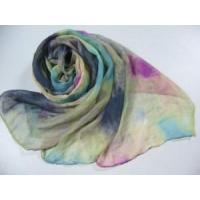 Best Rainbow Printed Polyester Scarf (HP-C2406) wholesale
