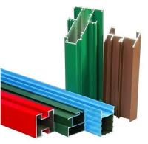 Best Aluminium powder coating profiles wholesale