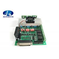 China TB6600 3 Axis Controller Board  With Limit Switch , Mach3 Cnc Usb Breakout Board on sale
