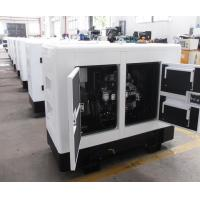 China Acoustic canopy 15kva 20kva perkins diesel generator genset with engine 403a-15g1 404a-22g1 on sale