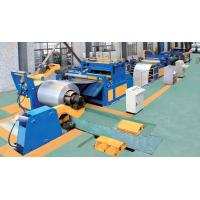 Best Automatic High Precision Cut to Length Lines Machine with 415V / Three-phase / 50Hz wholesale