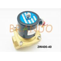 Buy cheap Professional Application in Water Treatment 1 1/2'' Automation Solenoid Water from wholesalers