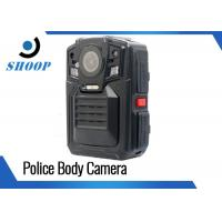Buy cheap Wide Angle IP67 Body Camera Recorder IR GPS Police Pocket Video Camera product