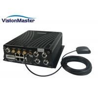 Best Sim Card Car Camera Mobile Vehicle Digital Video Recorder 4ch 3G With HDMI Input wholesale