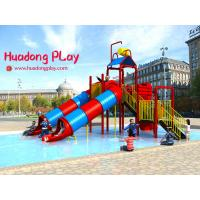 Best Popular Water Playground Equipment , Swimming Pool Commercial Water Park Equipment Superior wholesale