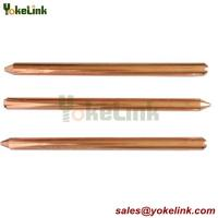 Best Underground System copper bonded Lightning rod round Ground Rod wholesale