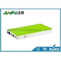 China Laptops / Mobile Phone Power Bank Car Jump Starter 8000Mah High Discharge on sale
