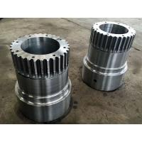 Best AISI 1045 AISI 4140 AISI 4340 42CrMo4 Forged Forging Steel Gear Pistion Coupling wholesale
