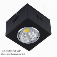 Best IP42 Surface mounted CreeCOB 5W Ceiling down light&LED Grille light wholesale