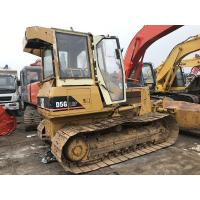China CAT 3046T Engine Used Caterpillar D5G LGP Bulldozer 6 way blade on sale