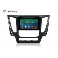 Best Mitsubishi  Pajero Gps Navigation System For Cars with DVD OBD TPMS supported wholesale