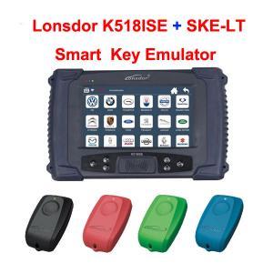Best 100% Original Lonsdor K518ISE Key Programmer Plus SKE-LT Smart Key Emulator 4 in 1 set wholesale