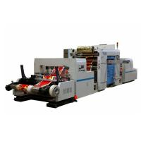 China Fully Automatic Roll To Roll Paper Hot Foil Stamping Machine YM1050JT on sale