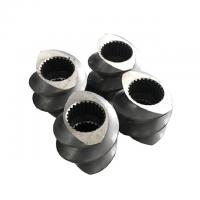 Best 25mm-250mm Extruder Machine Parts , Precision Machined Parts High Shearing Forces wholesale