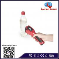 Best Handheld Bottle Liquid Explosive Detector For Airports High Speed Analysis wholesale