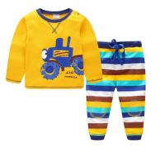Best Summer  T-shirt & Pants Boys Clothing Sets 2 Pcs Children'S Apparel wholesale