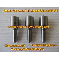 Denso Common Rail Nozzle DLLA155P965 093490-1880 for HOWO Injector 095000-6700 095000-6701