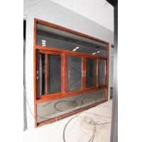 Best Residential Aluminum Windows And Doors With Double Tempered Glass 4mm wholesale