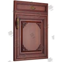 Best Veneer Solid Molded Interior Doors , Soundproof Molded Panel Doors wholesale