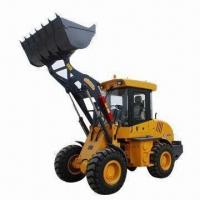 Best Wheel Loader, the Imported Cummins Engine with High-efficiently Environmental Protection wholesale