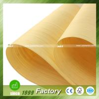 China Hotels Face Veneer For Plywood Eco-Friendly High Quality/ Bamboo Veneer Manufacturer 0.3mm on sale