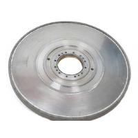 Best Vitrified CBN Grinding Wheel , Vitrified Bond Diamond Grinding Wheels For Crankshaft wholesale