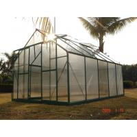China Clear Color 6 Layer Rhombus Structure Polycarbonate Sheet for Greenhouse or Project on sale