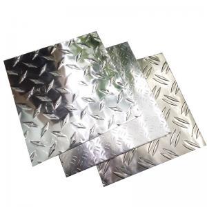 Best 3003 H24 Aluminium Diamond Plate Aluminum Checker Plate  4ft * 8ft High Performance wholesale