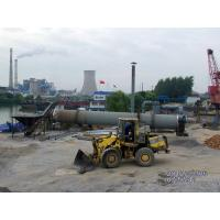 Best coal ash rotary dryer to process materials which moisture content between 35%-50% wholesale