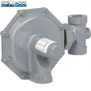 China American Sensus Brand 143-80 Model Adjustable Propane Gas Regulator Industrial Use on sale