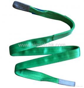 China Endless Webbing Sling and Flat webbing sling on sale