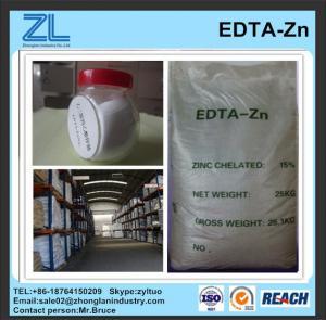 Best zinc disodium edta Zn 15% wholesale