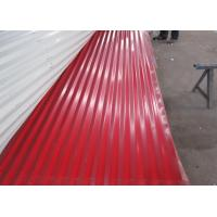 Best Pre-Painted Galvalume Corrugated Roof Sheet wholesale