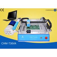 29 Feeders Vision Camera CHMT36VA + External PC, SMT Pick and Place Machine, small batch production
