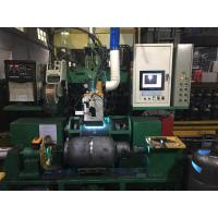 Best Gas Bottle Welding Cnc Spinning Lathe Machine For Natural Gas Pressure Vessel Making wholesale