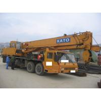 China 50T kato all Terrain Crane Nk500E truck crane 1993 on sale