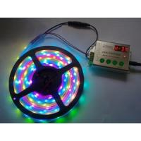 China Digital LED Strip Light /RGB LED Strip Light/114 Color Changing Effects on sale