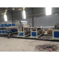 Coil Coating Aluminum Composite Panel Production Line 1.0mm - 5.0mm  thickness 1220mm - 2050mm width