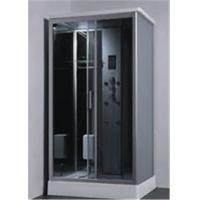 Best Comfortable Glass Shower Cabin Complete Shower Cabins With Radio / Bluetooth wholesale