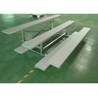 Best Portable Bleachers Temporary Spectator Stands Moveable With Single Footboard wholesale