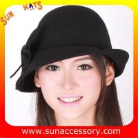 Best 0352 wool felt  burgundy ladies hats for women,Shopping online hats and caps wholesale