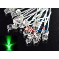 High Bright Output Green LED Diode , Infrared Light Emitting Diode For Outdoor Decoration