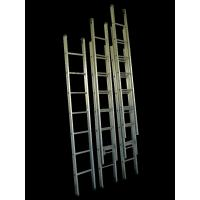 China double sided step ladder With Two Hinge by aluminum/pilot ladder step on sale