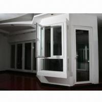 Best Aluminum Casement Window with German Siegenia or Hong Kong Liphing Hardware wholesale
